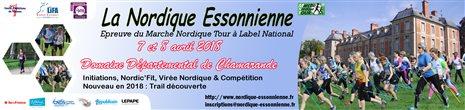 NORDIQUE ESSONNIENNE + TRAIL 91